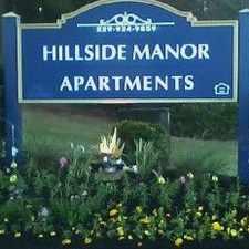 Rental info for Hillside Manor Apartments