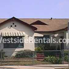 Rental info for Close to Town and S.B. Mesa!