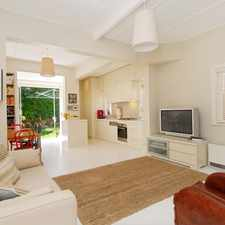Rental info for APPLICATION RECEIVED!!!! SEMI SIZE ART DECO GARDEN APARTMENT!! in the Rose Bay area