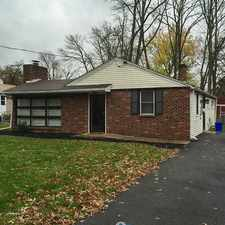 Rental info for 126 Cherry Avenue