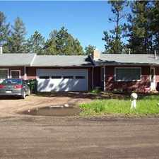 Rental info for Mountain location 3 bedroom, 2 bath home for rent