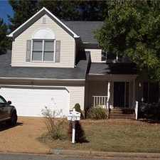 Rental info for York County/Kiln Creek 1/2 off 1st month in the Newport News area