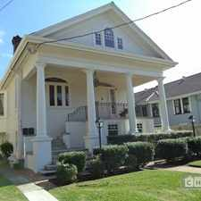 Rental info for $3500 3 bedroom Townhouse in Garden District in the Uptown area
