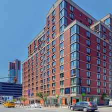 Rental info for Hudson Crossing in the Garment District area