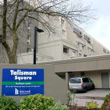 Rental info for Talisman Square