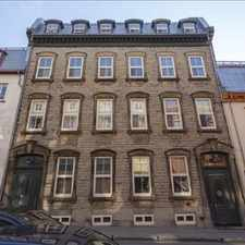 Rental info for : 30 Ste. Ursule Street, 1BR in the Vieux-Québec/Cap-Blanc/Colline parlementaire area