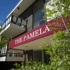 Rental info for The Pamela Apartments
