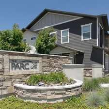 Rental info for Parc at Day Dairy in the Sandy area