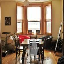 Rental info for 1524 West Fullerton Avenue #3 in the Bucktown area