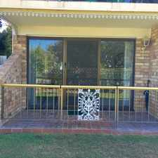 Rental info for GROUND FLOOR BEAUTY CLOSE TO THE BROADWATER!
