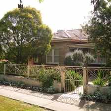 Rental info for 3 BEDROOM HOME CLOSE TO TOWN in the Gawler area