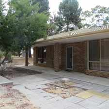 Rental info for HIGH AND SECLUDED SUBDIVISIONPOTENTIAL in the Perth area