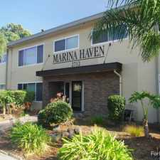 Rental info for Marina Haven in the 94577 area