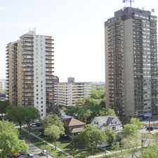 Rental info for Marquis Towers Apartment Homes in the Central Business District area