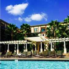 Rental info for Lease takeover in Luxury, resort apartments in LA in the Los Angeles area