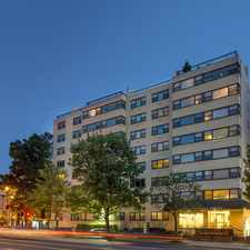 Rental info for 2400 Pennsylvania Avenue Apartments in the Georgetown area