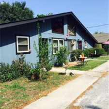 Rental info for Huge 3 bedroom Duplex w/ sunroom and fenced yard