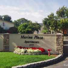 Rental info for Marina Plaza