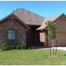Rental info for Most beautiful home in new Edmond neighborhood in the Edmond area