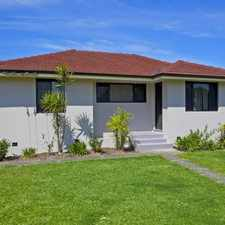 Rental info for Neat and Tidy Home in the Wollongong area