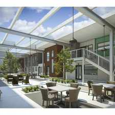 Rental info for Courtyard Lofts at Scott's Addition