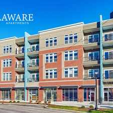 Rental info for The Delaware in the Near Northside area