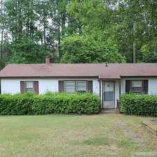 Rental info for Single Family Home Home in Hartwell for Owner Financing