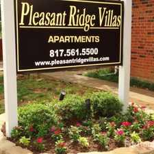 Rental info for Pleasant Ridge Villas
