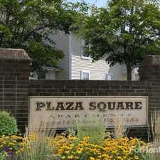 Rental info for Plaza Square