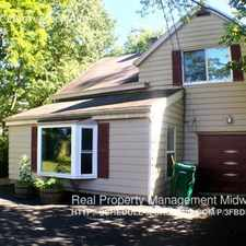 Rental info for 2829 Observatory Ave. in the Hyde Park area