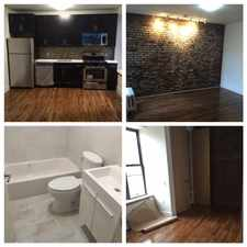 Rental info for 243 Hart Street