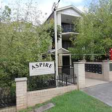 Rental info for Well Located Modern Unit in the Gosford area