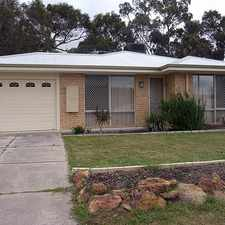Rental info for Neatly presented cosy home in the Perth area
