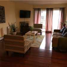 Rental info for 2 bed/ 2 bath furnished Daly City condo for rent in the Winston-Serra area