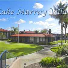 Rental info for Lake Murray Villa in the San Diego area