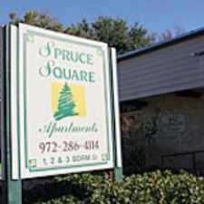 Rental info for Spruce Square