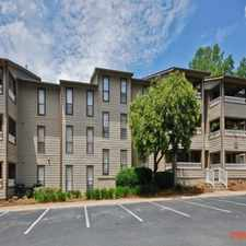 Rental info for Park at Abernathy Square in the Sandy Springs area