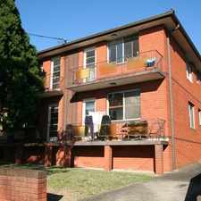 Rental info for Close To Amenities in the Campsie area