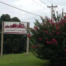 Rental info for Courtyard Cottages