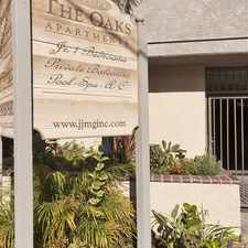 Rental info for The Oaks