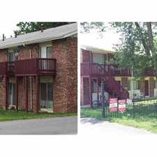 Rental info for Colony Woods Apartments in the Kansas City area