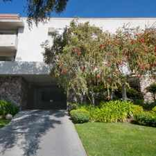 Rental info for Rose Apartments in the Mar Vista area