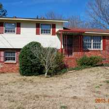 Rental info for 1144 Cheyenne Blvd, 35215, Center Point in the Spring Lake area
