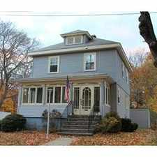 Rental info for Beautiful Single Family Home 3BR in Franklin in the 02038 area