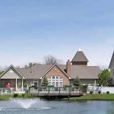 Rental info for Tiffany lakes in the Westerville area