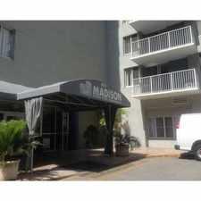 Rental info for 850 North Miami Avenue #609