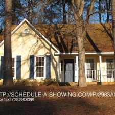 Rental info for 4211 Fairfield Circle