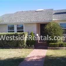 Rental info for Beautiful home in Los Altos in the Park Estates area
