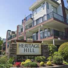 Rental info for Heritage Hill Apartment Homes
