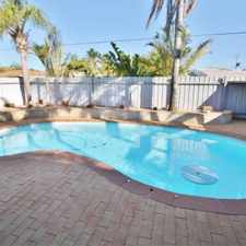 Rental info for 3 BEDROOM HOME WITH A POOL!